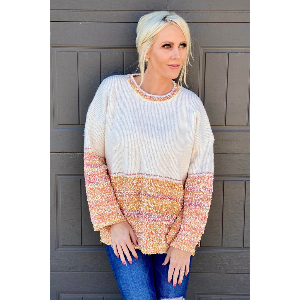 Erica Lane Sweater - Sayre's Eden Boutique
