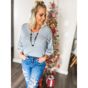 Gracie May Sweater
