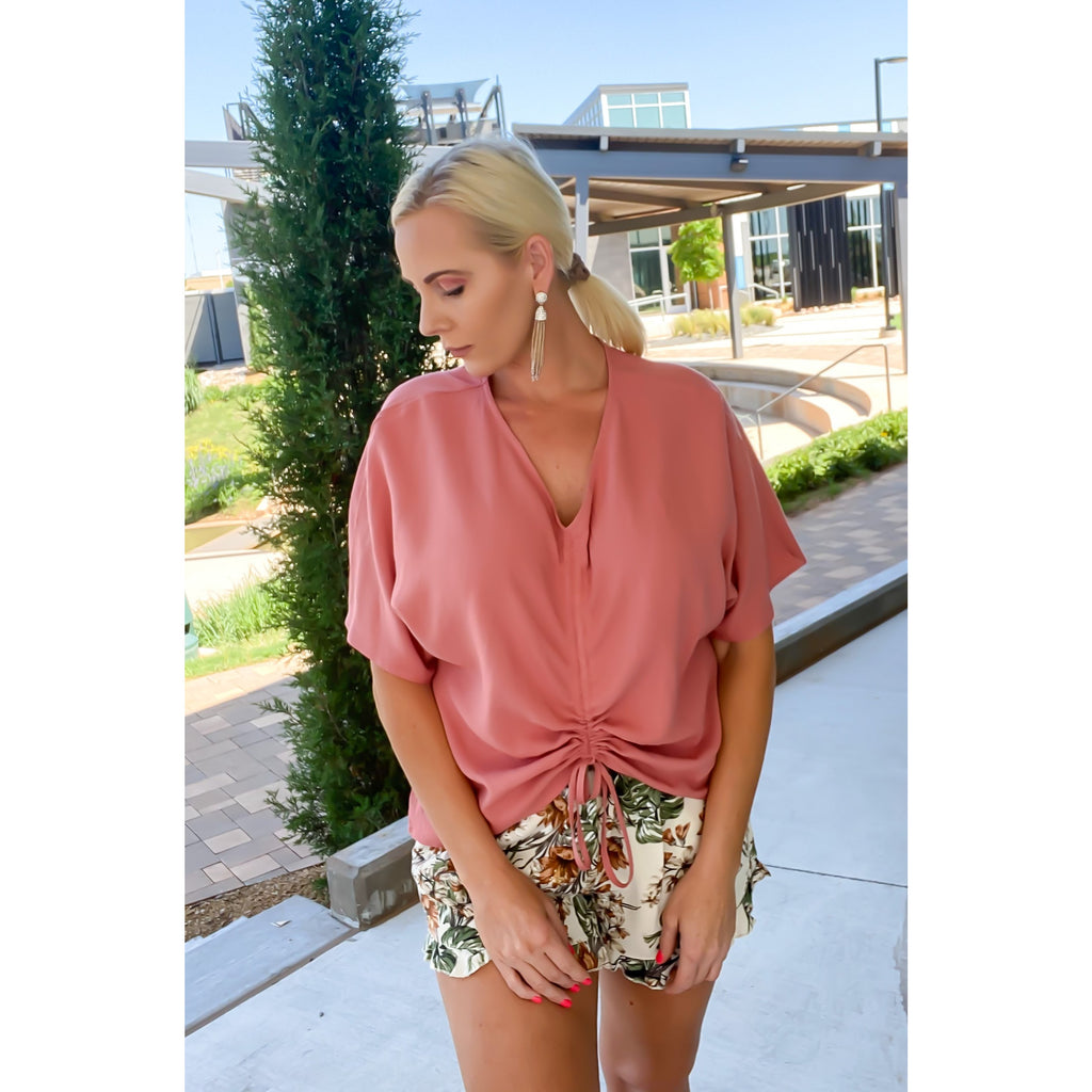 Brenna Boho Top - Sayre's Eden Boutique