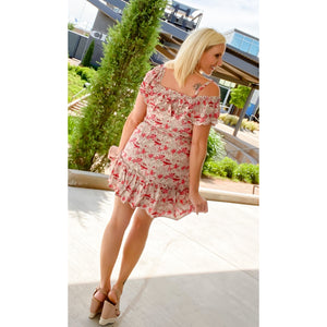Poppy Dress - Sayre's Eden Boutique