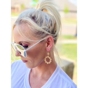 Mara earrings - Sayre's Eden Boutique