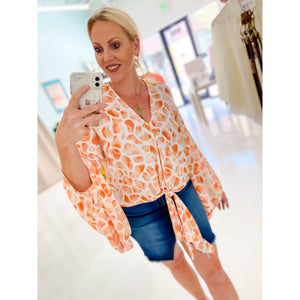 Bay Breeze Top - Sayre's Eden Boutique