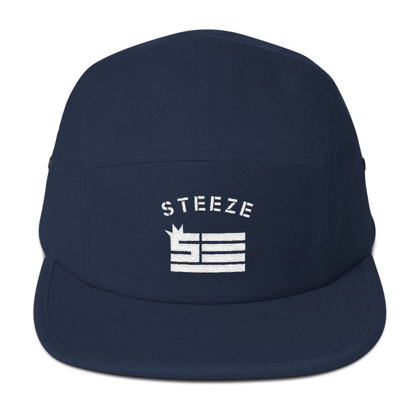 S T E E Z E  Flag Five Panel Cap