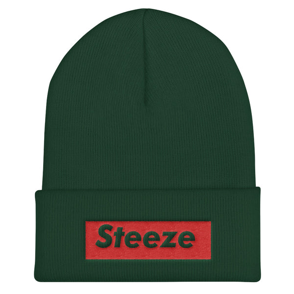 Steeze Candy Bar - Cuffed Beanie