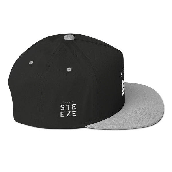 Steeze Flag - Flat Bill Cap