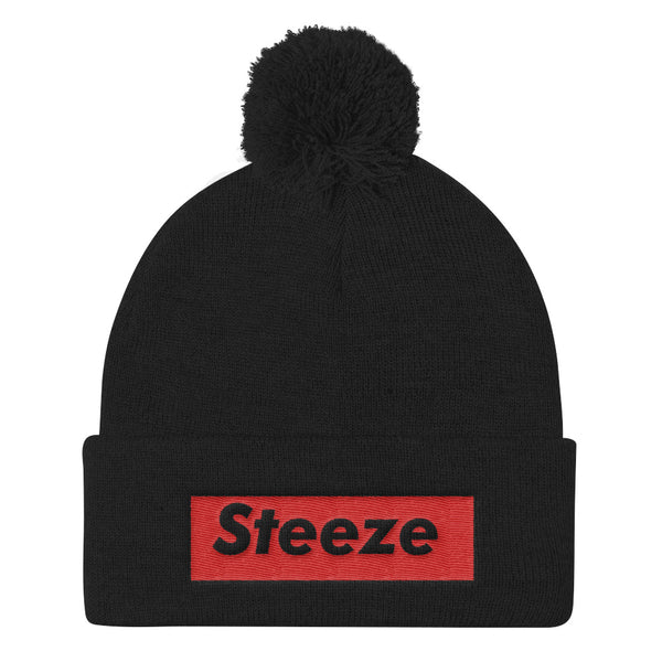 Steeze Candy Bar - Pom Pom Knit Cap