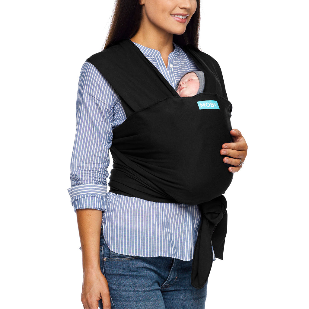 Moby Evolution Wrap - Black