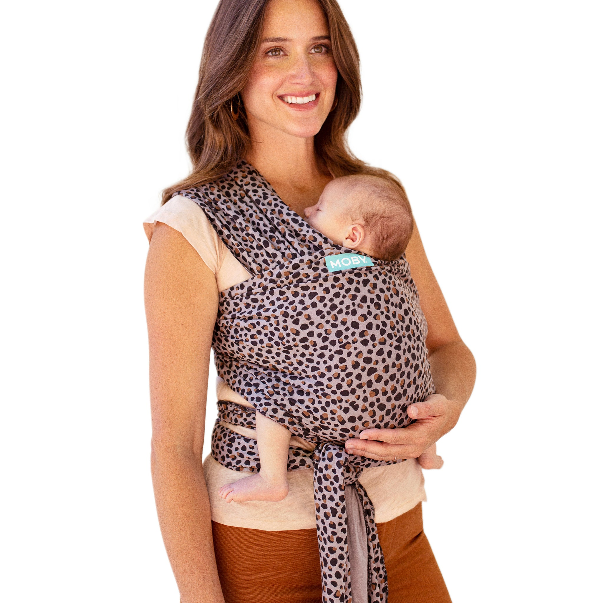 Moby Classic Wrap - Leopard
