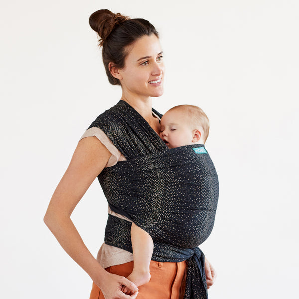 Moby Classic Wrap - Fleck