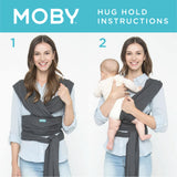 Moby Evolution Wrap - Diamonds