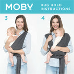 Moby Classic Wrap - Midnight