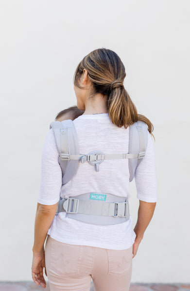 Moby Move Carrier - Glacier Grey
