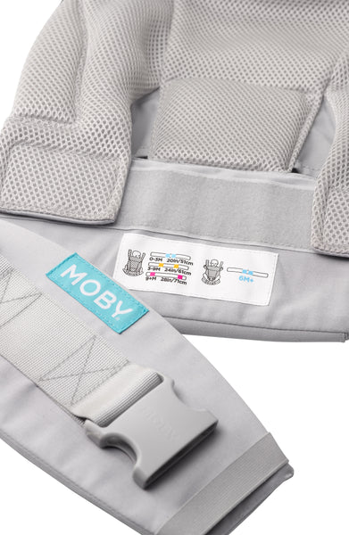 Moby Move Carrier - Charcoal Grey