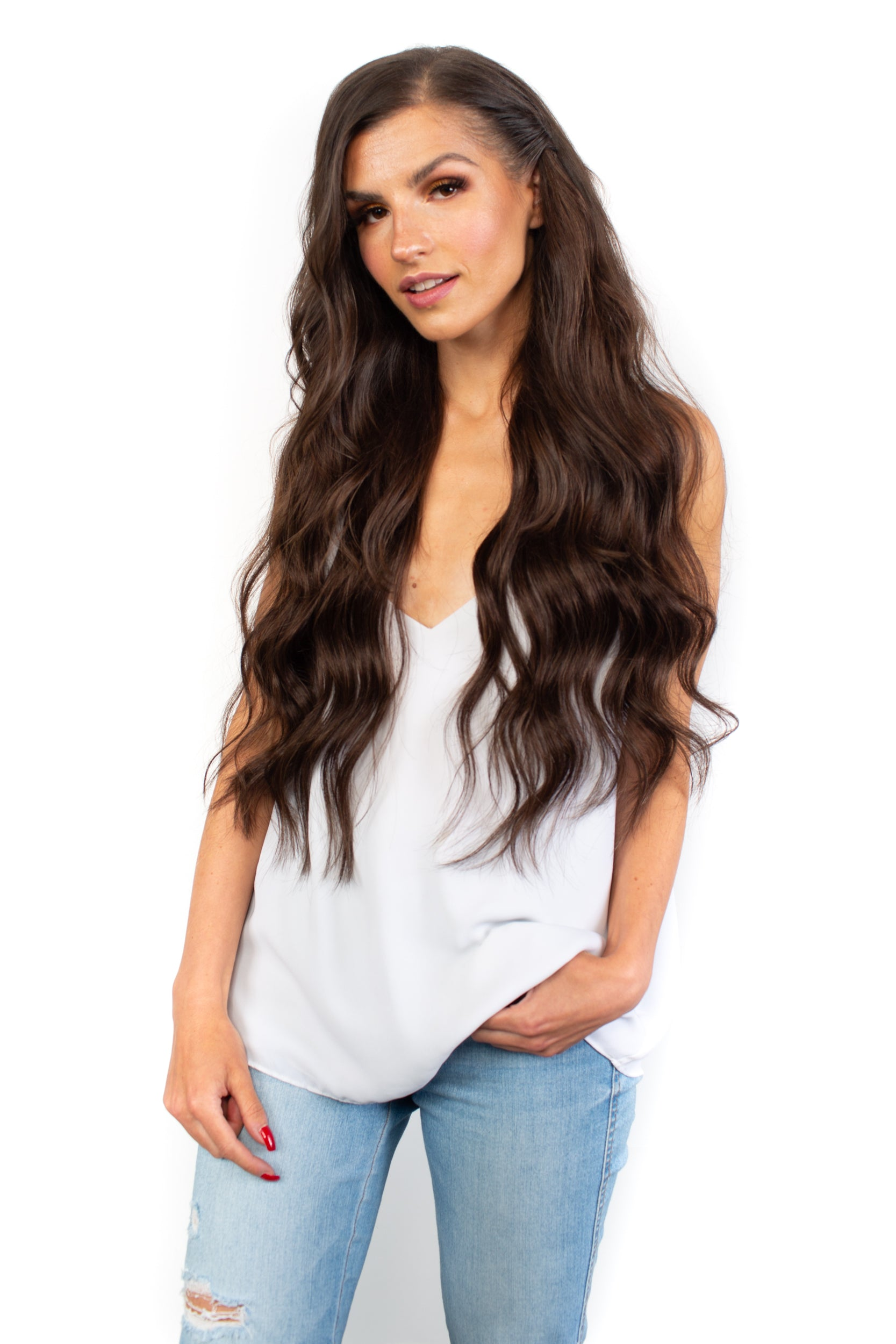 "14"" Clip-In Extensions – Envy Me"