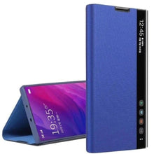 Load image into Gallery viewer, Galaxy A70 Genuine Half View Flip Case