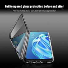 Load image into Gallery viewer, Galaxy Note 10 Lite (Front+Back) Protection Magnetic Fit Case