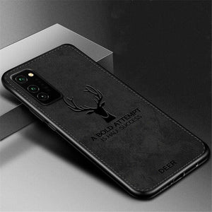 Galaxy S Series Deer Pattern Inspirational Soft Case