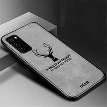 Load image into Gallery viewer, Galaxy S Series Deer Pattern Inspirational Soft Case