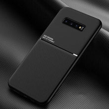 Load image into Gallery viewer, Galaxy S10 Carbon Fiber Twill Pattern Soft TPU Case