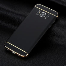 Load image into Gallery viewer, Galaxy S8 Luxury Metal Plating Matte Case