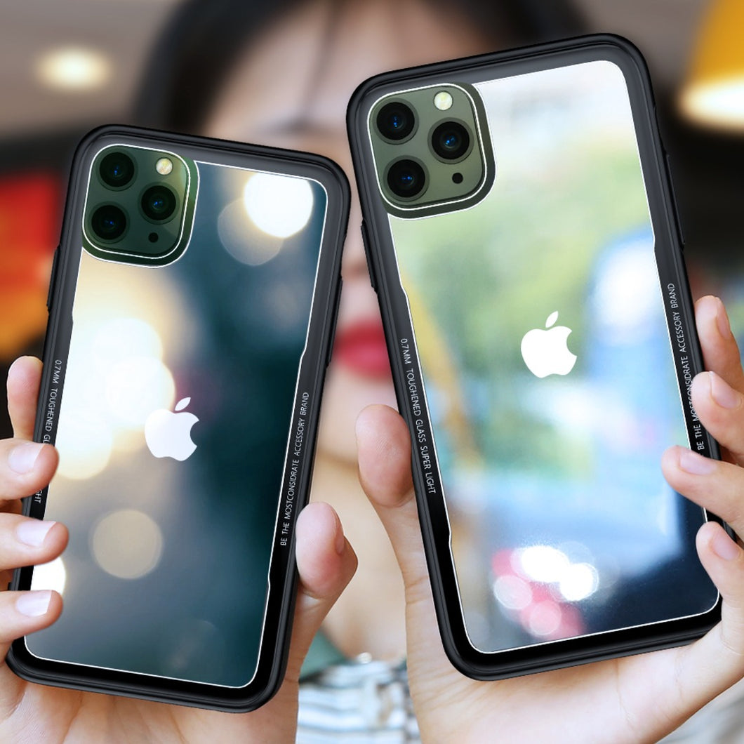 iPhone 11 Pro Max Glassium Series Protective Case