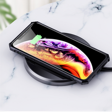 Load image into Gallery viewer, iPhone 11 Pro Back Eagle Shockproof Transparent Case