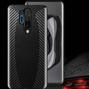 OnePlus 8 Mc Laren Design Carbon Fiber Case