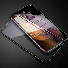 Load image into Gallery viewer, iPhone X Full Glue Tempered Glass