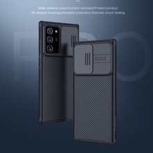 Load image into Gallery viewer, Nillkin ® Galaxy Note 20 Ultra Camshield Design Shockproof Business Case