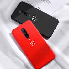 Load image into Gallery viewer, OnePlus 7 Pro Liquid Silicone Logo Case