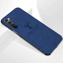 Load image into Gallery viewer, OnePlus Nord Printed Deer Pattern Fabric Case