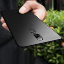 Load image into Gallery viewer, OnePlus 6 Ultra-thin Anti-fingerprint Paper Back Case
