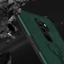 Load image into Gallery viewer, Galaxy S9 Plus Shockproof Deer Leather Texture Case