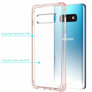 King Kong ® Galaxy S10 Plus Anti-Knock TPU Transparent Case