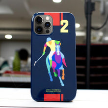 Load image into Gallery viewer, iPhone 12 Pro Max Santa Barbara Polo Racquet Jockey Series Case