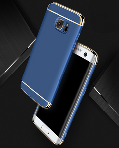 Galaxy S7 Edge Luxury Electroplating Case