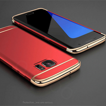 Load image into Gallery viewer, Galaxy S7 Edge Luxury Electroplating Case