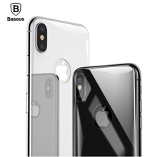 Load image into Gallery viewer, Baseus ® iPhone XS Max  Ultra-thin Back Tempered Glass