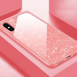 iPhone X Series (2 in 1 Combo) Dream Shell Case + Full Glue Screen Protector