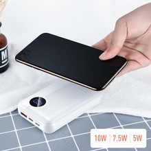 Load image into Gallery viewer, Rock - P75 10000 mAh PD Wireless Charger + Power Bank