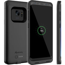 Load image into Gallery viewer, JLW® Galaxy S9 Plus Portable 5000 mAh Battery Shell Case