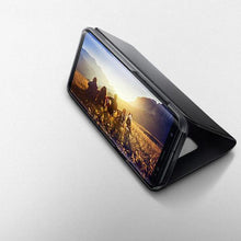 Load image into Gallery viewer, Galaxy Note 8 Mirror Clear View Flip Case [Non Sensor Working]