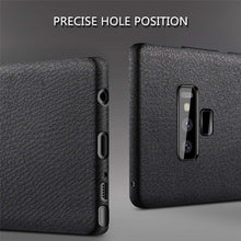 Load image into Gallery viewer, Galaxy Note 9 Genuine Leather Series Case