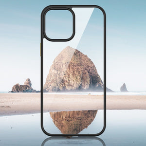 iPhone 12 Pro Ultra-thin Transparent Back Case