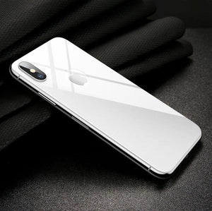Baseus ® iPhone XS Max  Ultra-thin Back Tempered Glass
