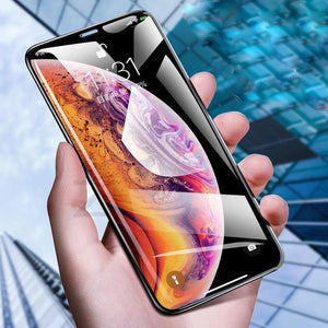 Baseus ® iPhone XS Max Full Coverage Curved Tempered Glass