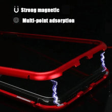 Load image into Gallery viewer, iPhone 11 Series Electronic Auto-Fit Magnetic Glass Case