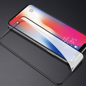 iPhone 11 Series (2 in 1 Combo) Tempered Glass + Camera Lens Guard