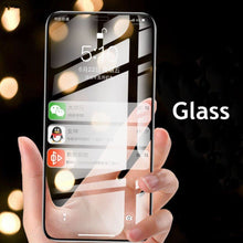 Load image into Gallery viewer, iPhone 11 Series (2 in 1 Combo) Tempered Glass + Camera Lens Guard