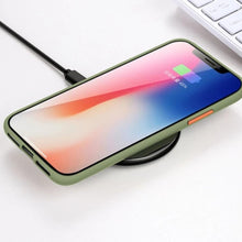 Load image into Gallery viewer, iPhone XS Max Luxury Shockproof Matte Finish Case